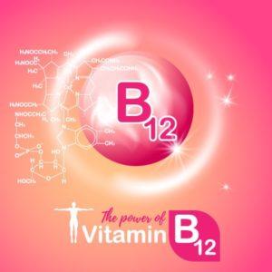 نقص فيتامين ب ١٢
