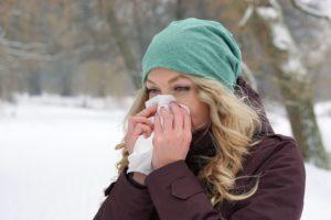 الفرق بين الزكام والإنفلونزا